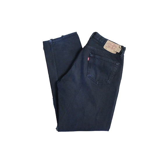 Levis 501 Straight Leg Jeans
