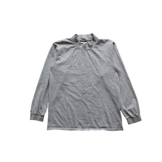 Vintage Nike Mock Neck Sweater