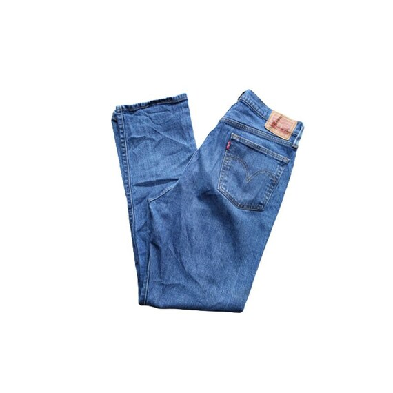 Vintage Levis 501 Straight Leg Jeans