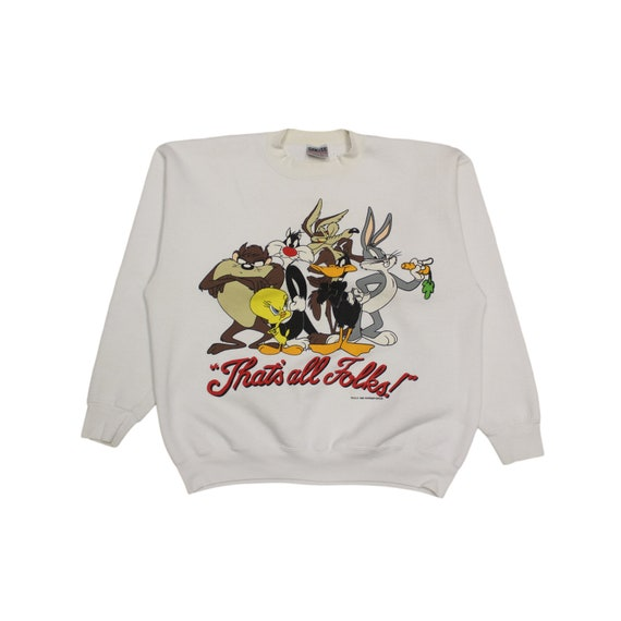 Vintage Warner Brother Looney Tunes Crewneck