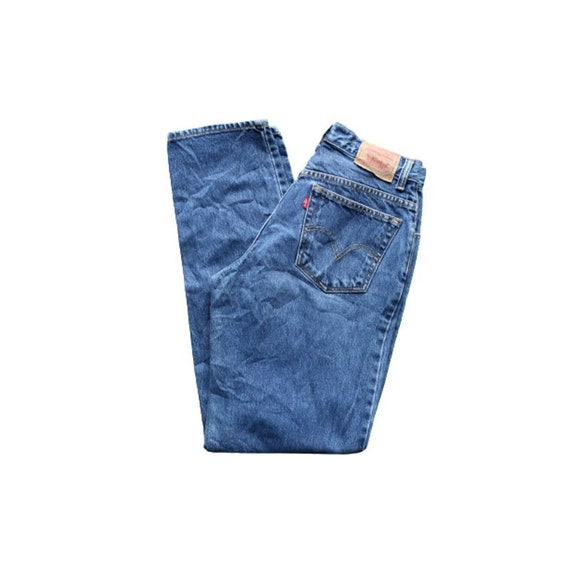 Vintage High Waisted 550 Levi's Jeans