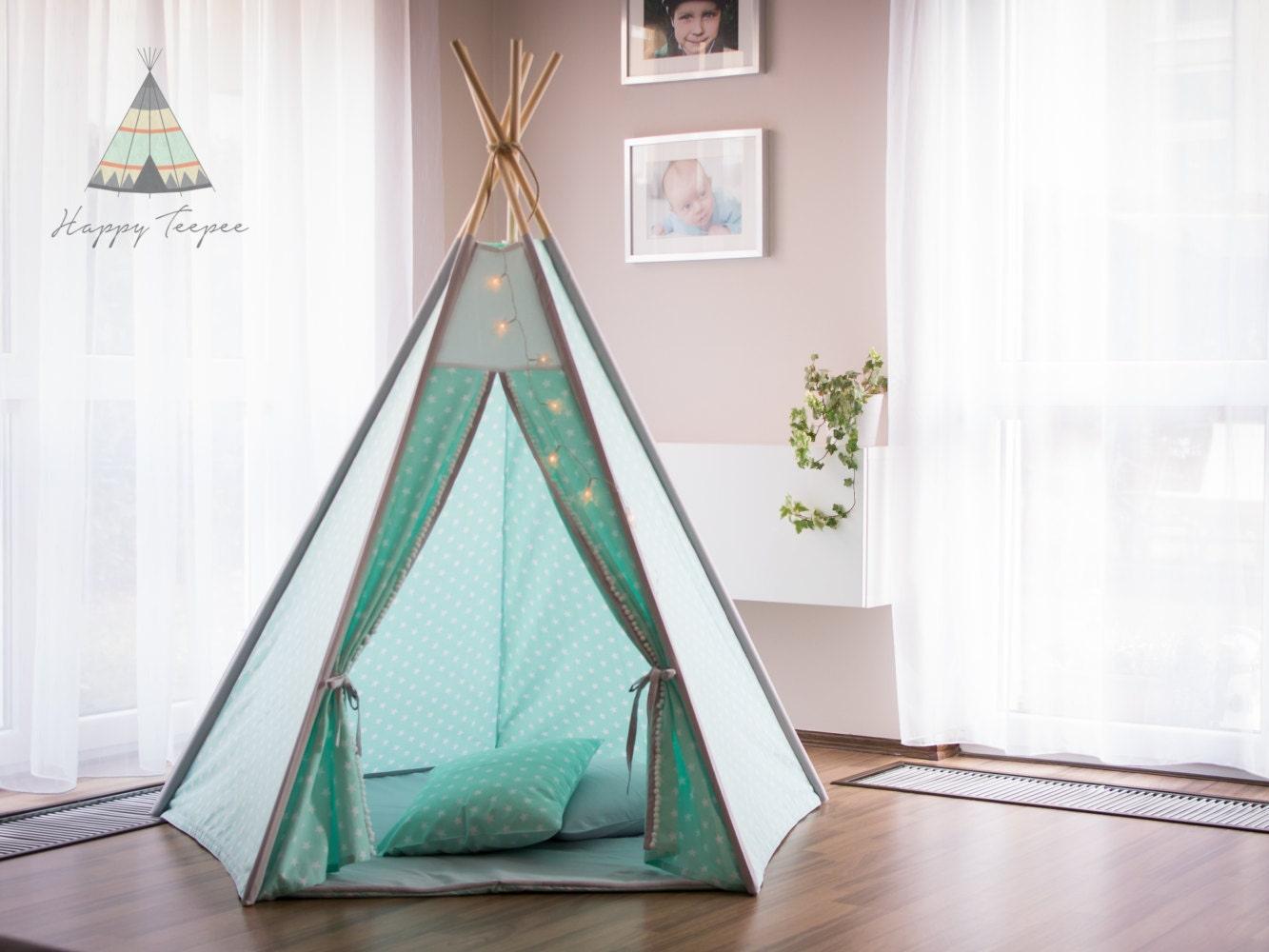 kinder tipi kinder tipi tipi zelt vigvam tipi tipi kinder. Black Bedroom Furniture Sets. Home Design Ideas