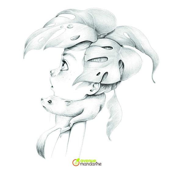 40 Best Emmanuelle Colin images   Illustration art, Drawings, Art ...   556x570