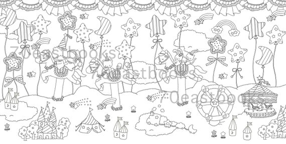 SMILE Sanrio Characters Coloring Book For Adult