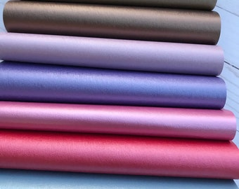 Semi-PU leather sheets. Leather sheets PU leather craft supplies. Letaher sheets supplies