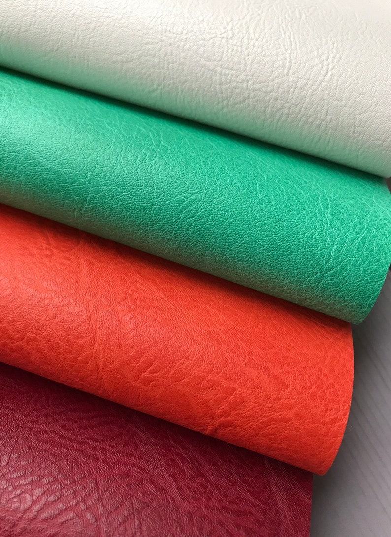 Faux leather texture sheets. Leather sheets. Faux leather. Craft supplies. Earrings supplies, Leather supplies. K512 photo