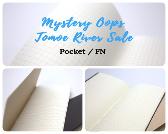 Oops 1 Insert Pocket Field Notes Tomoe River Inserts Mystery Oops Grab Bag Sale 1 Tomoe River Insert Random Oops Up to 75% Off Pocket Size