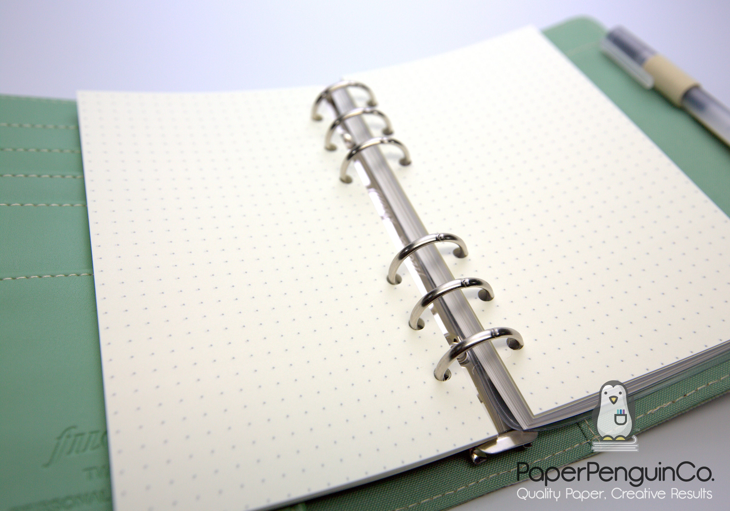 300 pages Tomoe River Notebook Japanese Fountain Pen Friendly Paper