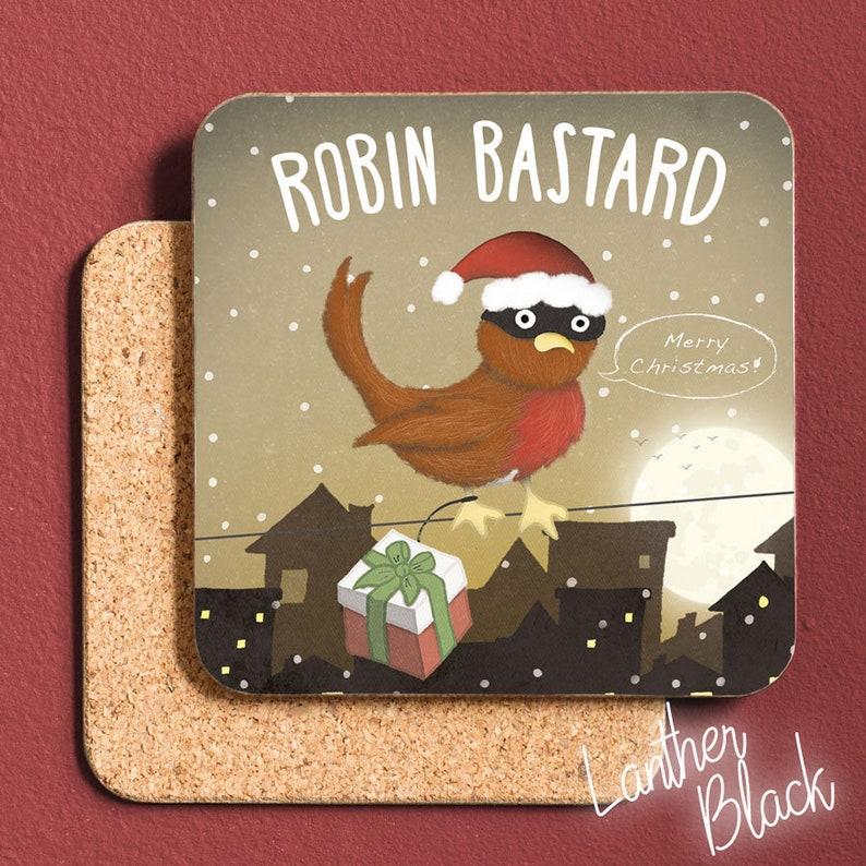 Lustige Bilder Weihnachtsessen.Lustige Weihnachten Untersetzer Wichteln Strumpf Füllstoff Weihnachten Tisch Matte Geschenk Dekoration Robin Bastard Cc07