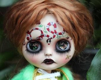 Grace, Custom Blythe Art Doll