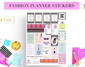 2 For 1 Premium Digital Printable Planner Stickers Labels Etsy
