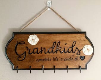 Custom Engraved Wood Picture Board
