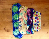 Reusable Period Pad Sanitary Pad Washable Menstrual Pad Bamboo Cloth Zero Waste Wet Bag