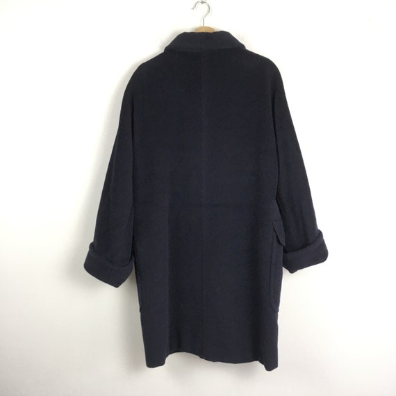 Max Mara blue wool and cachemire coat, Max Mara w… - image 2