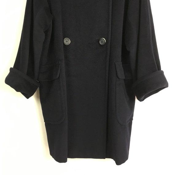 Max Mara blue wool and cachemire coat, Max Mara w… - image 4