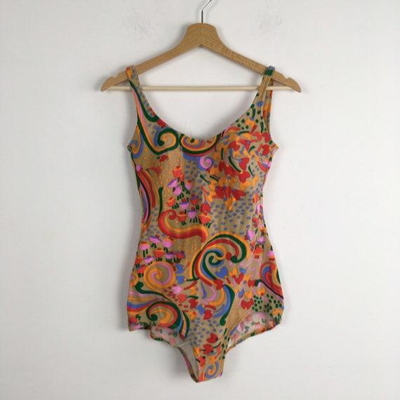 70s vintage swimsuit