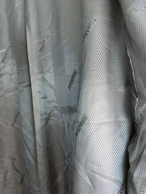 Max Mara blue wool and cachemire coat, Max Mara w… - image 7