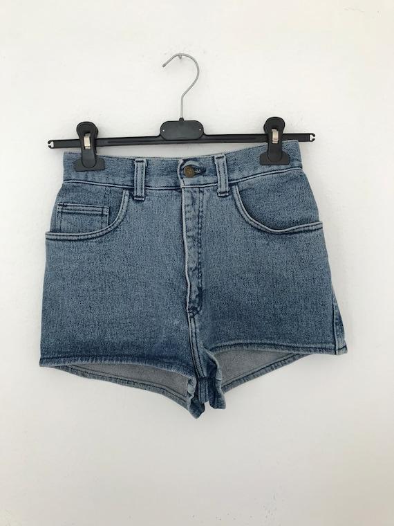90s Moschino vintage high waist shorts