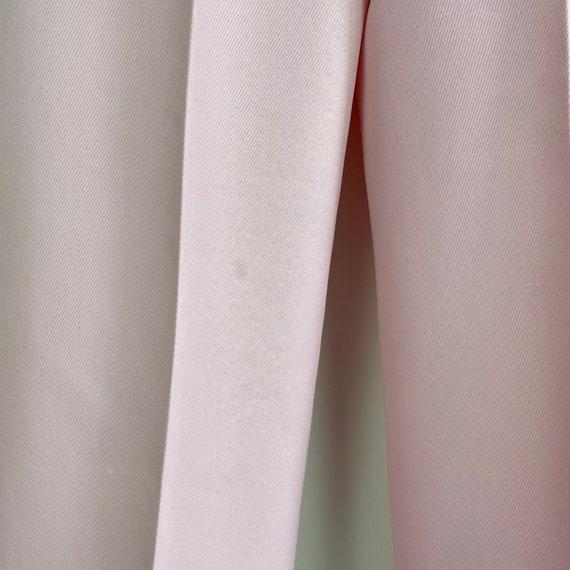 70s high waist pants, 1970s trousers, 70s wide le… - image 6