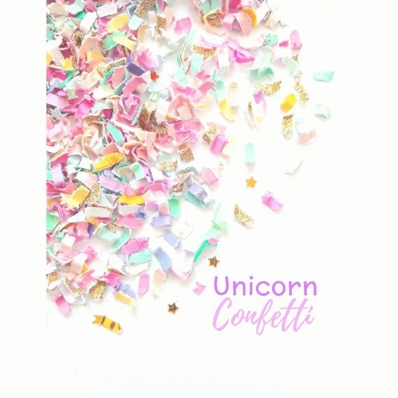 Unicorn Birthday Decorations Pastel Party