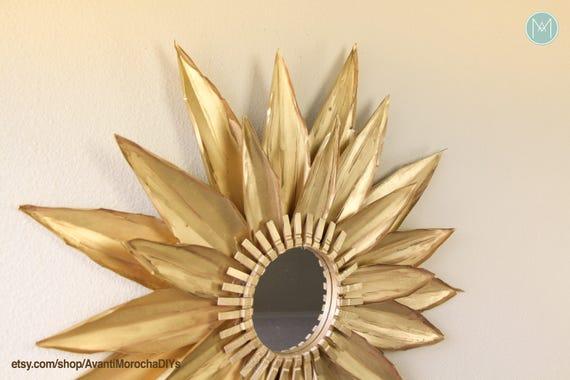 BRICOLAGE Sunburst papier tournesol / miroir Sunburst BRICOLAGE - fichier numérique c0e141
