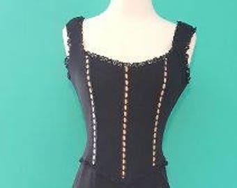 Vintage Nanette Lepore Dress Size 6