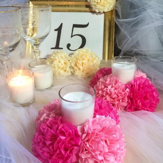 Tissue Paper Flowers Set Of 4 16 Pc Flowers Set Of 6 24 Etsy