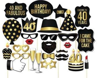 40th Birthday Decoration For Women
