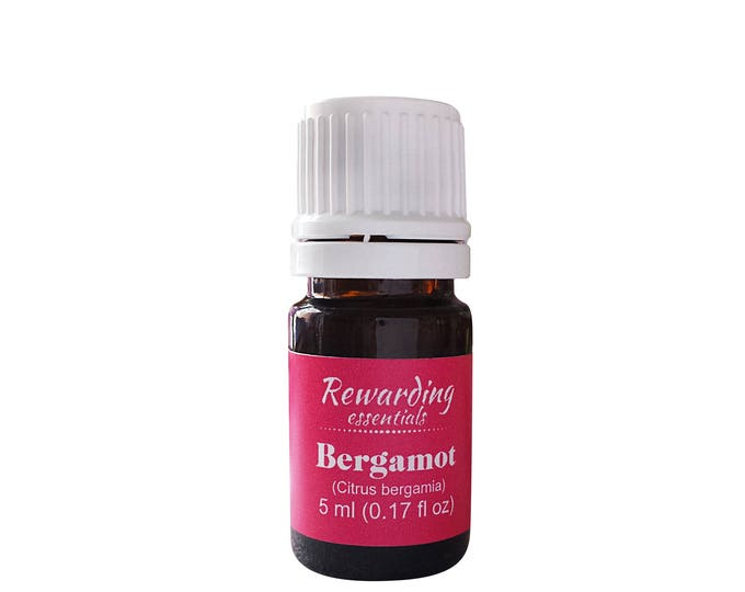 Bergamot Essential Oil 100% Pure Therapeutic Grade by Rewarding Essentials US Seller