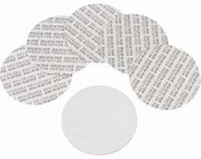 24 mm Pressure Sensitive PS Foam Cap Liners Seal Tamper Seal Sealed for your Protection US Seller
