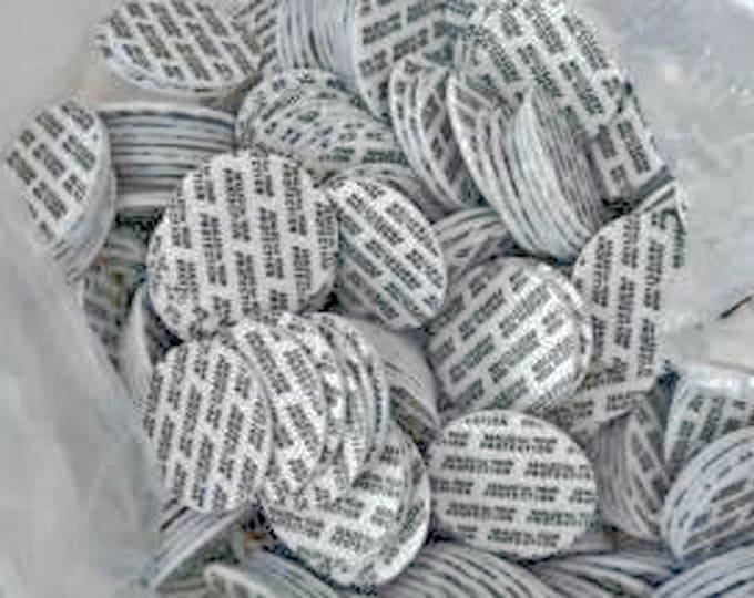 40 mm Pressure Sensitive PS Foam Cap Liners Seal Tamper Seal Sealed for your Protection US Seller