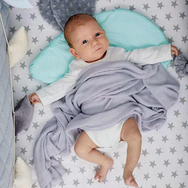 Bamboo Swaddle Blanket \u2013 baby blanket light blanket bamboo Ecru