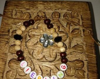 Liebling Bead Bracelet