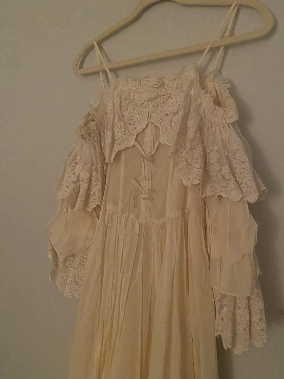 Edwardian Picnic Dress