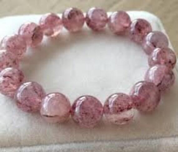 Lovely new 6mm Melody crystal bracelet