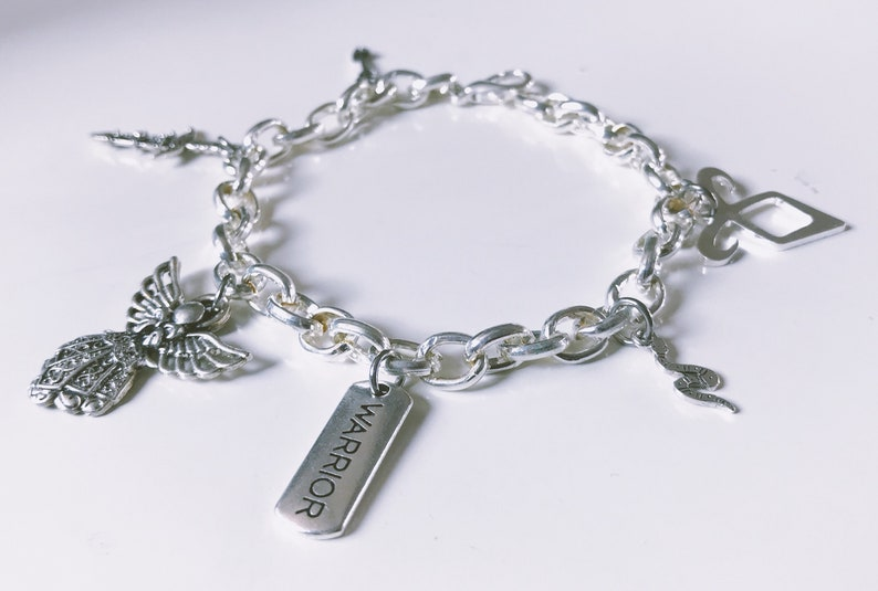 Shadowhunters / Lightwood inspired Bracelet image 0