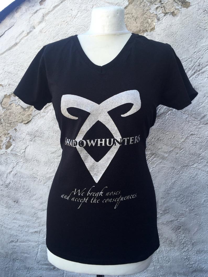 Shadowhunters Angel Rune T-Shirt image 0