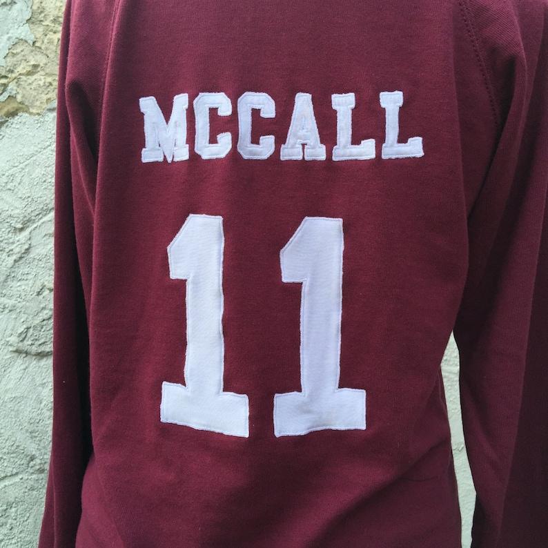 Teen Wolf ispirato Lacrosse Felpa con cappuccio | Etsy
