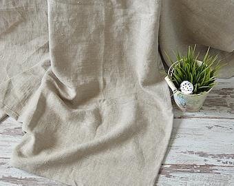 Linen throw blanket / Linen throw set / Natural throw / Thick linen throw / Pillowcases and throw / Simple linen bedspread