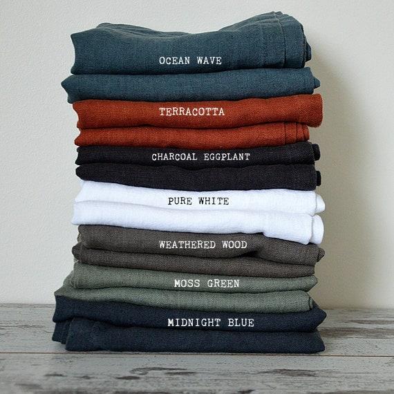 Linen towel / Bright linen towel / Soft linen towels / Tea linen towel / Kitchen linen towels / Hand face towel / Guest linen towels