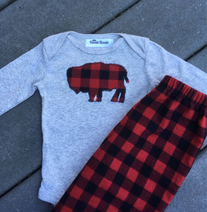 New Carter/'s Baby Boys/' 2-Piece Plaid Shirt /& Pants Set Size 6-18  Month
