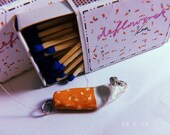 Handmade Cigarette Butt Necklace
