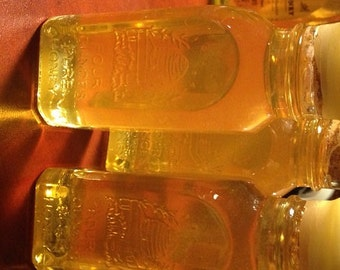 Pure Raw Honey ~ 4oz Muth (4 varieties to choose from)