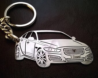 Jaguar Key Chain Etsy