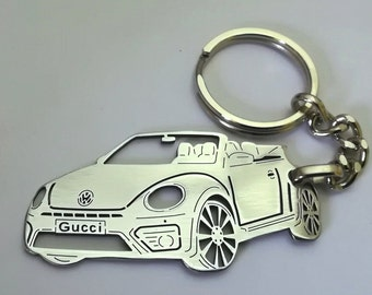 Vw beetle keychain  73cf27cada
