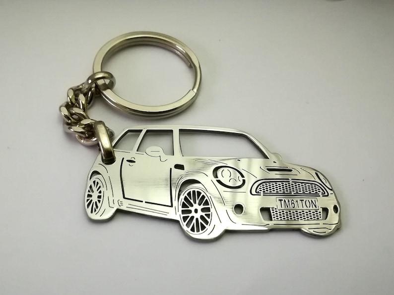 51c5e21b58 Mini Cooper S mini cooper s keychain cooper mini cooper | Etsy
