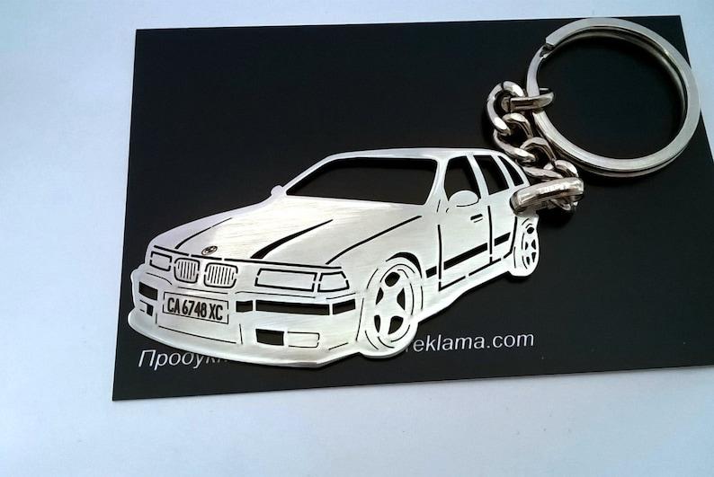 Boyfriend Gift Bmw Keychain Bmw E39 Personalized Key Chain Etsy