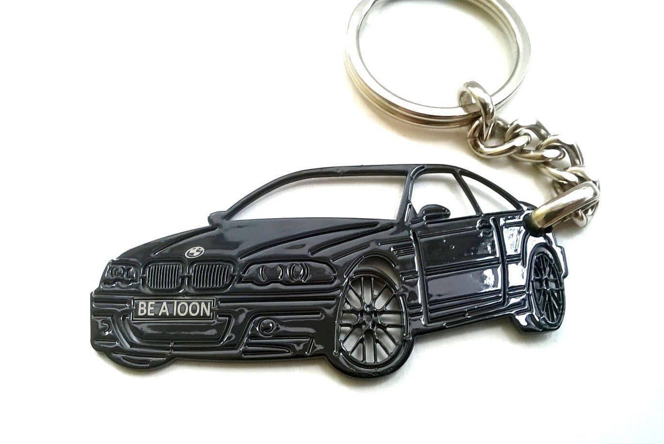 boyfriend gift bmw keychain bmw m3 BMW e46 m3 keychain car ...