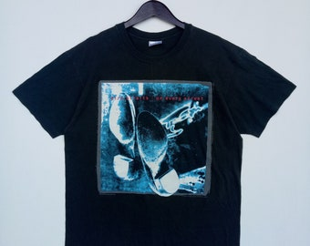 Tee Shirts New Unisex  DIRE STRAITS 2 classic albums Alchemy /& Brothers In Arms
