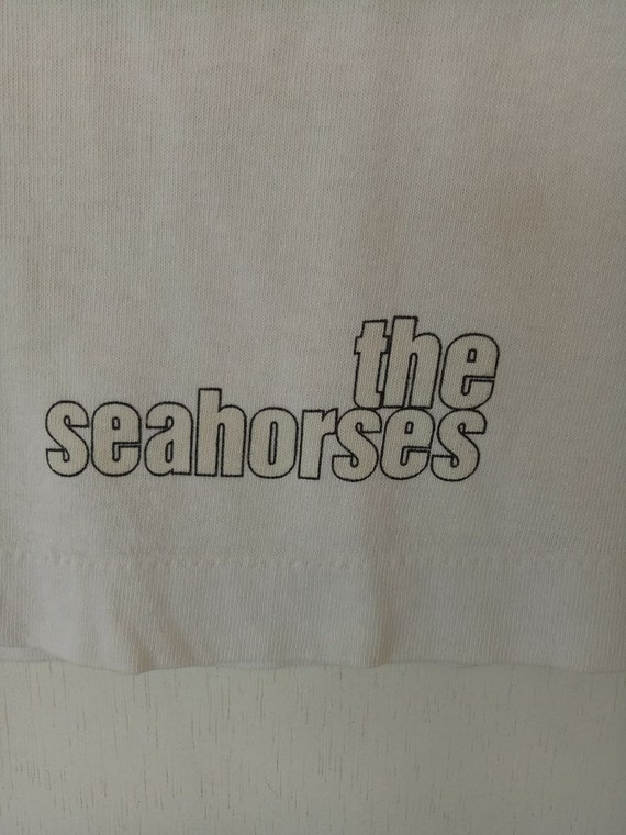 Seahorses rock Concert indie 90s Promo rare original Tour VINTAGE Shirt single The T Britpop vUBEwxq8f8